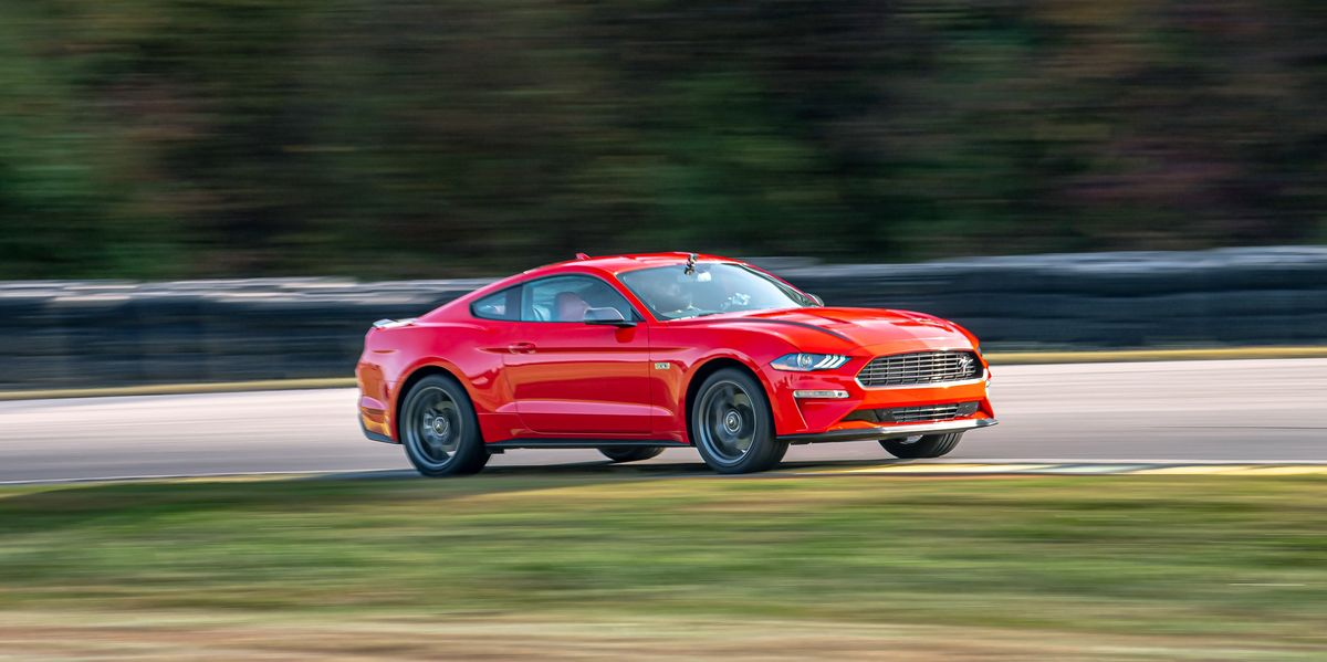 2020 Ford Mustang 2.3L High Performance at Lightning Lap 2021