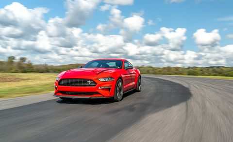 2020 ford mustang 23l high performance