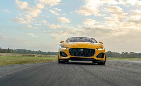 2021 jaguar f type r