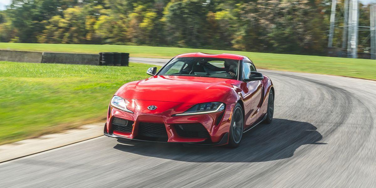 2021 Toyota Supra 2.0 at Lightning Lap 2021