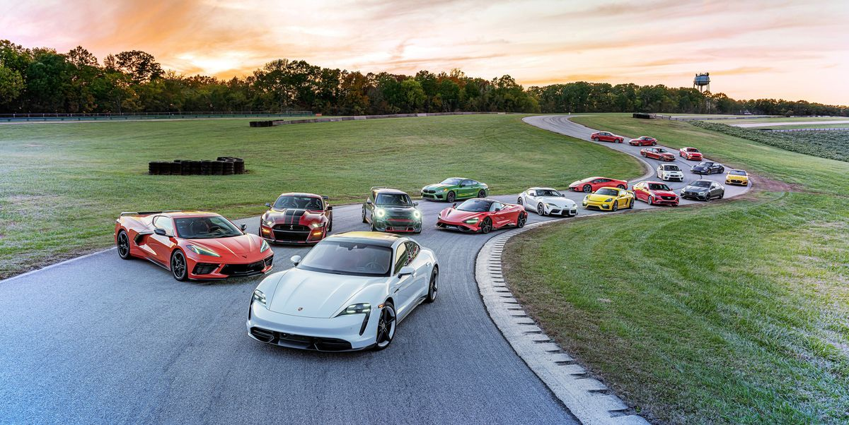 Lightning Lap 2021: The Hottest Cars on America's Toughest Track