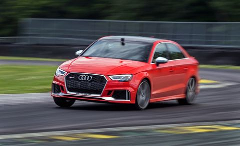 2017 Audi Rs3 At Lightning Lap 2018
