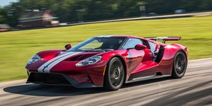 2017 Ford GT at VIR