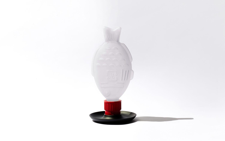 Light Soy, una divertida lámpara comprometida con el medio ambiente