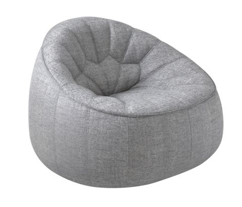grey pumpkin chair ligne roset