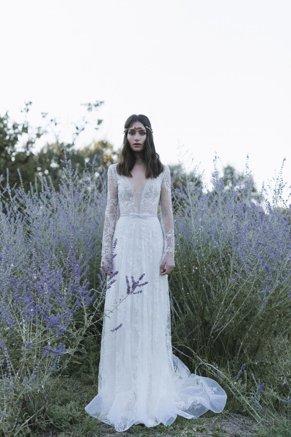 Wedding Dress Not White For Everyone
