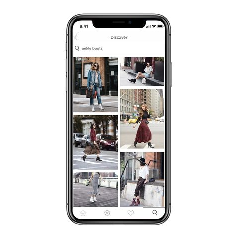 LIKEtoKNOW.it shopping app