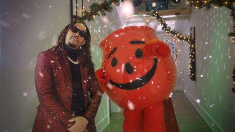 Red, Christmas ornament, Christmas, Smile,