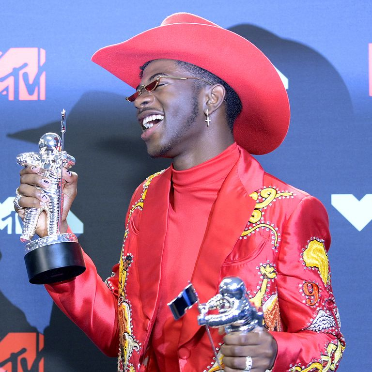 lil-nas-x-poses-with-awards-in-the-press-room-during-the-news-photo-1170422825-1566931410.jpg?crop=0.66844xw:1xh;center,top&resize=768:*