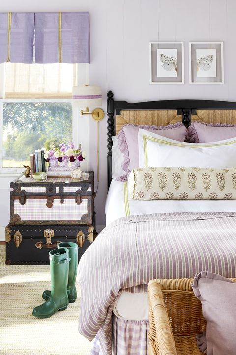 lilac decorating ideas