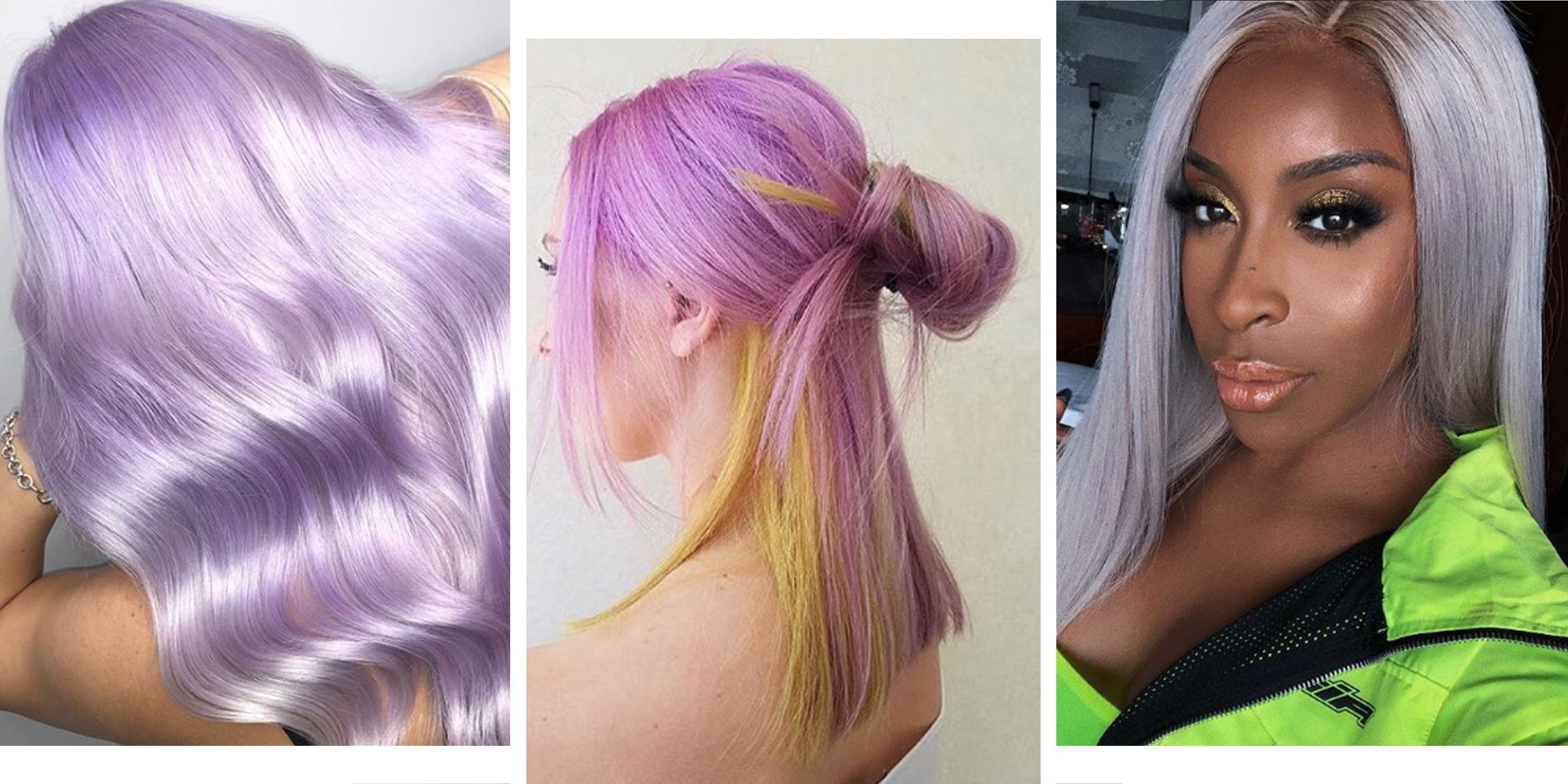 19 Shades of Lilac Hair to Inspire Your Pastel