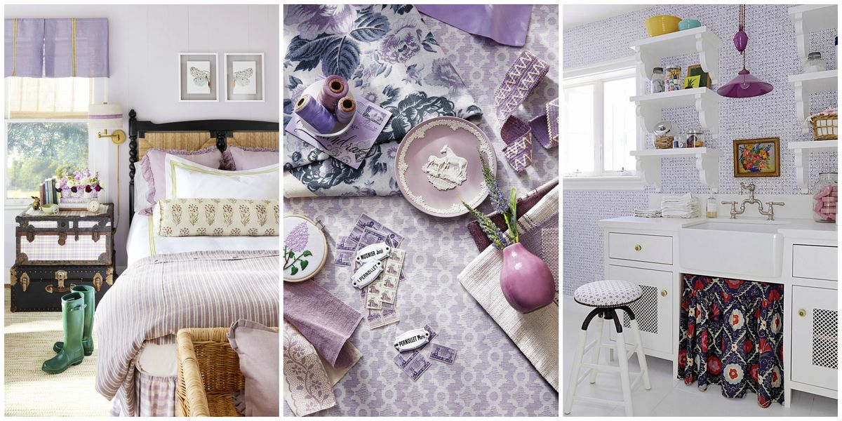 Lilac Is The New Millennial Pink How To Use The Color