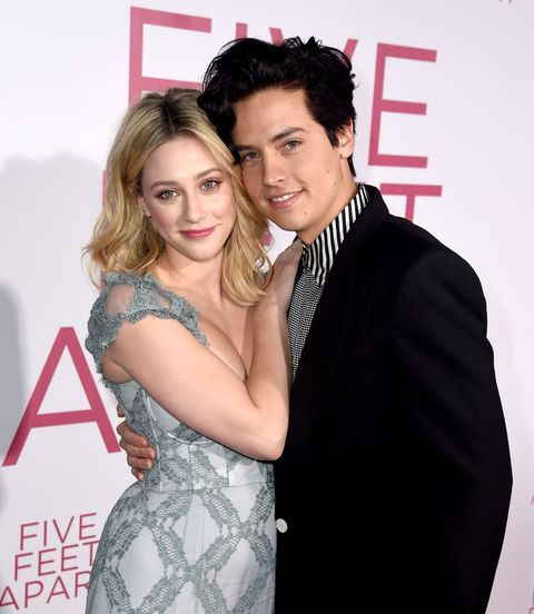 Are cole sprouse and lili reinhart married