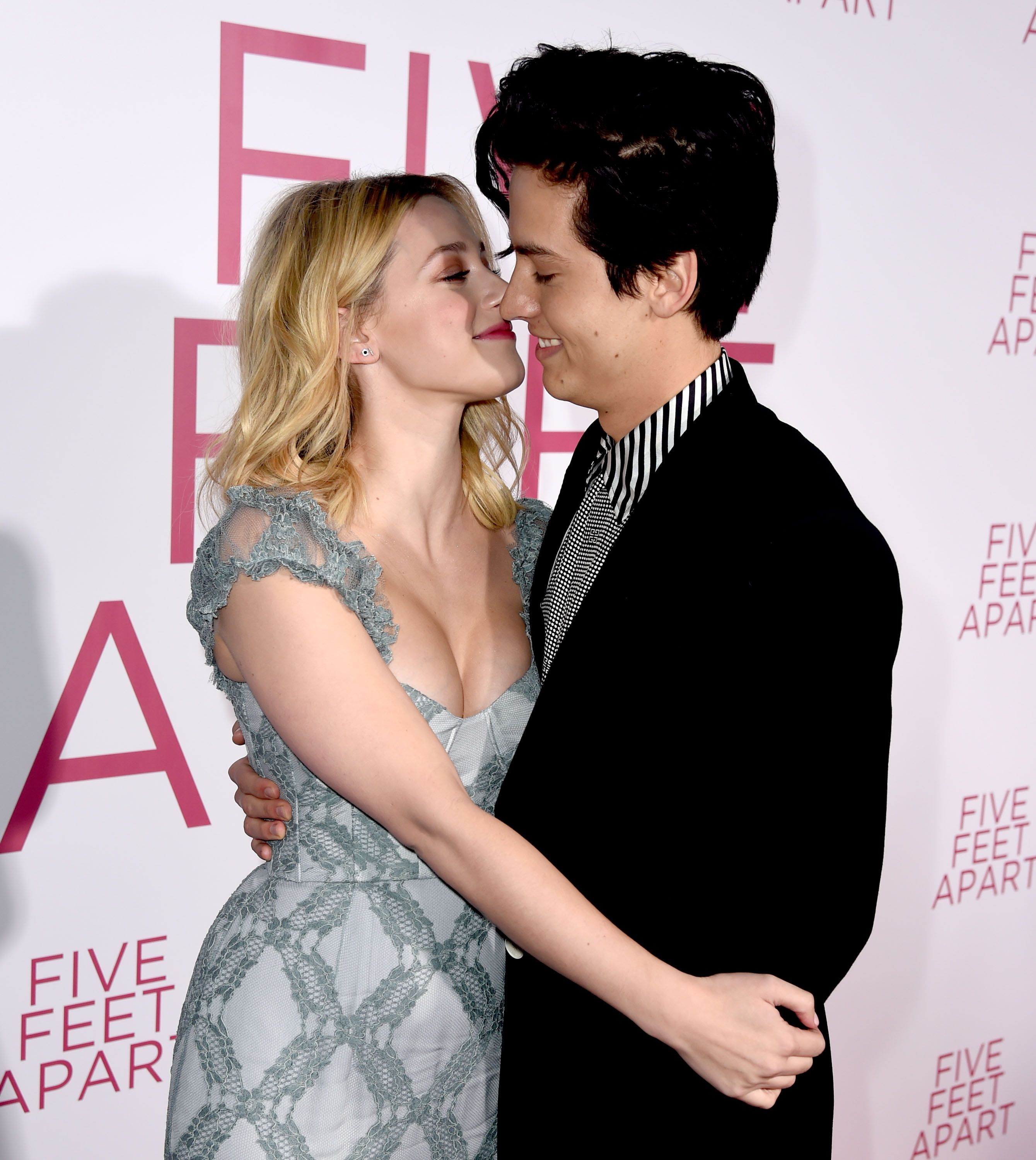 Cole Sprouse Shared 4 Photos of Him and Lili Reinhart Making Out for Her Birthday