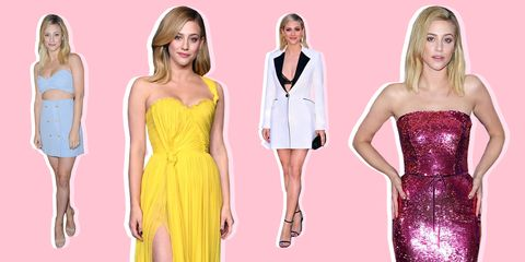 lili reinhart style outfits