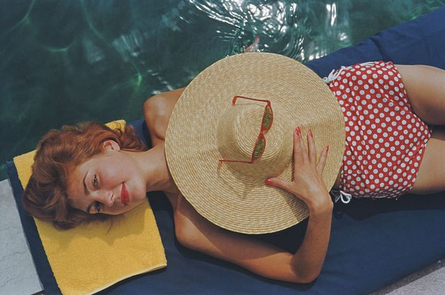 sunbathing in burgenstock