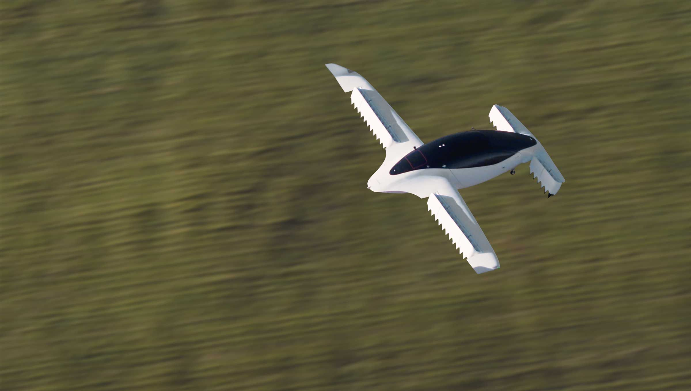 Germany's Air Taxi Takes Flight