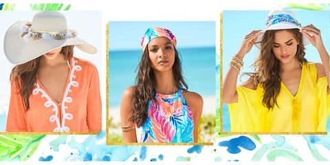 Lilly Pulitzer Hats