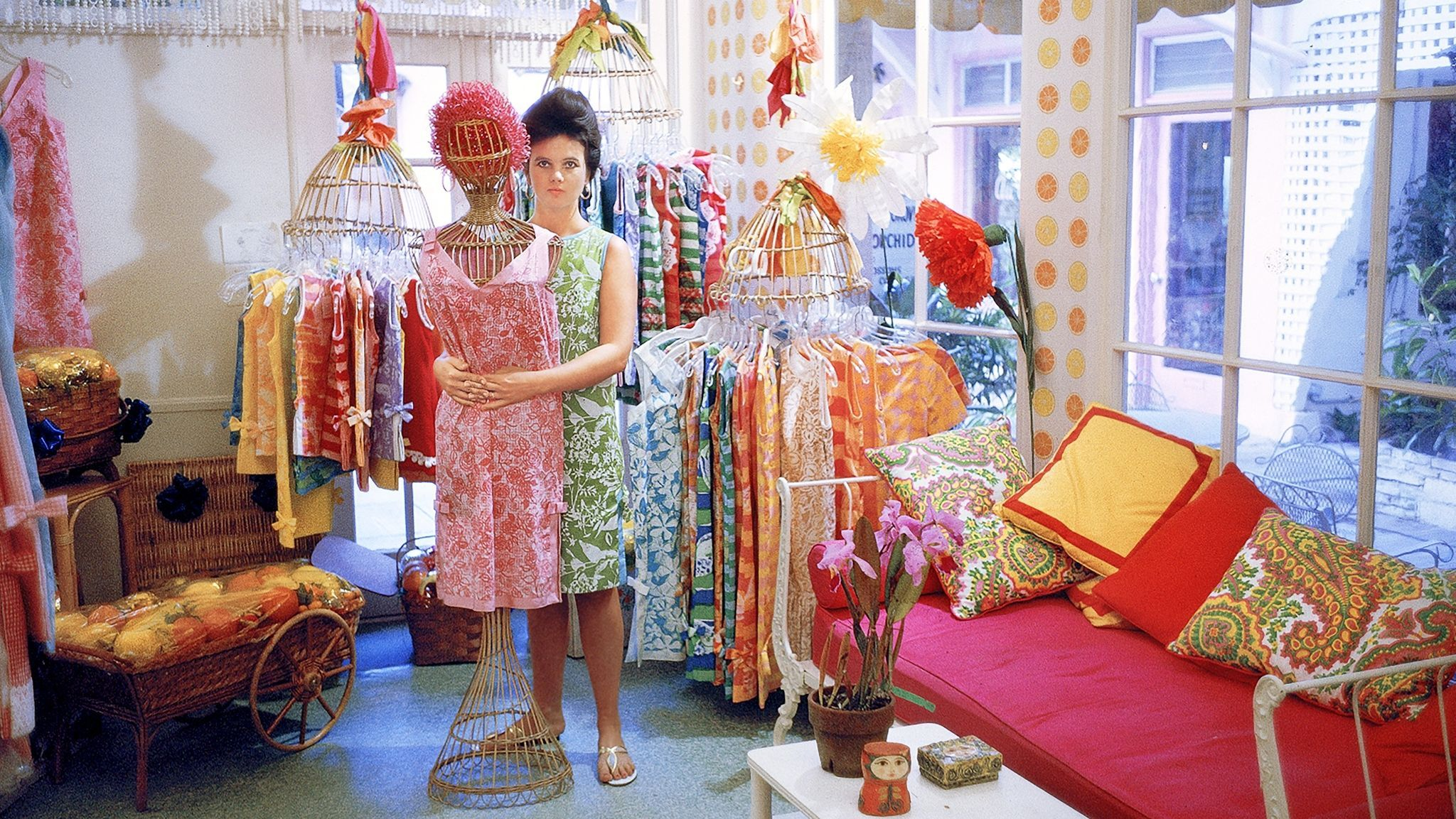 Lilly Pulitzer History How