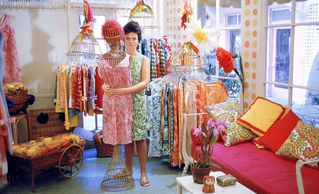 5d53fa50ac72 Lilly Pulitzer History - How Lilly Pulitzer Launched Her Fashion Brand