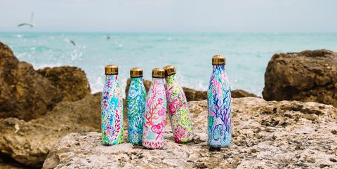55edca02684c6c Lilly Pulitzer Just Launched a Limited Edition Collection of S Well Water  Bottles