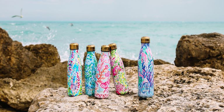 Lilly Pulitzer x S'Well