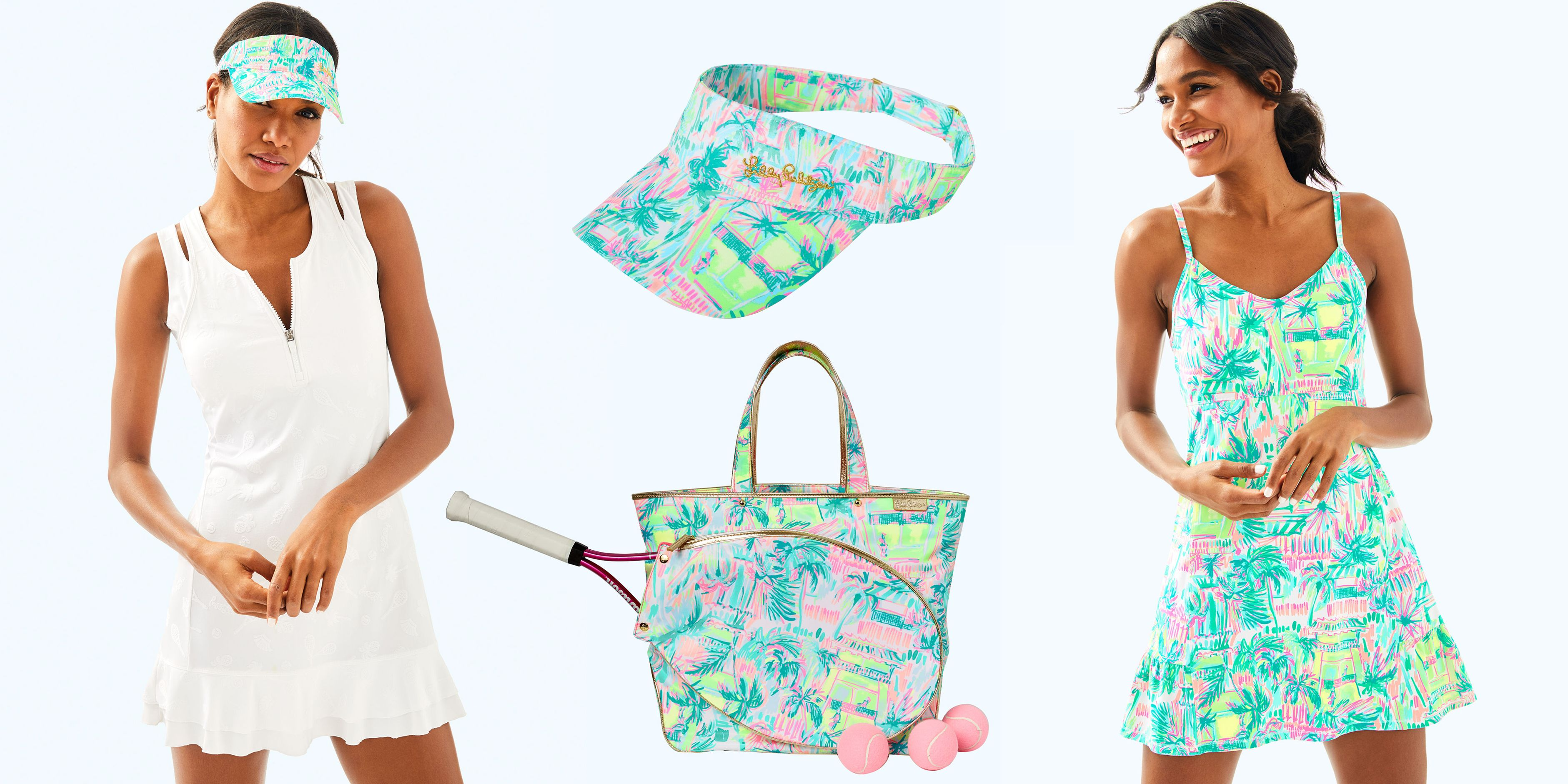 388f956021ff95 Lilly Pulitzer Tennis Collection - What to Shop From New Lilly ...