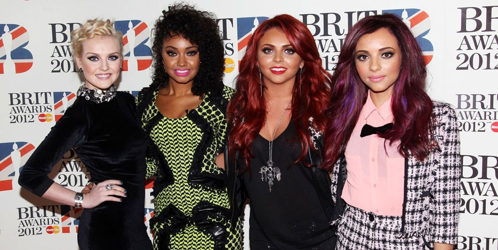Every single outfit Little Mix have ever worn to the Brit Awards