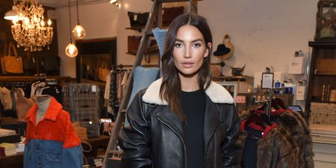 30991bb73 Lily Aldridge And Levi s Made And Crafted Celebrate Denim In Nashville
