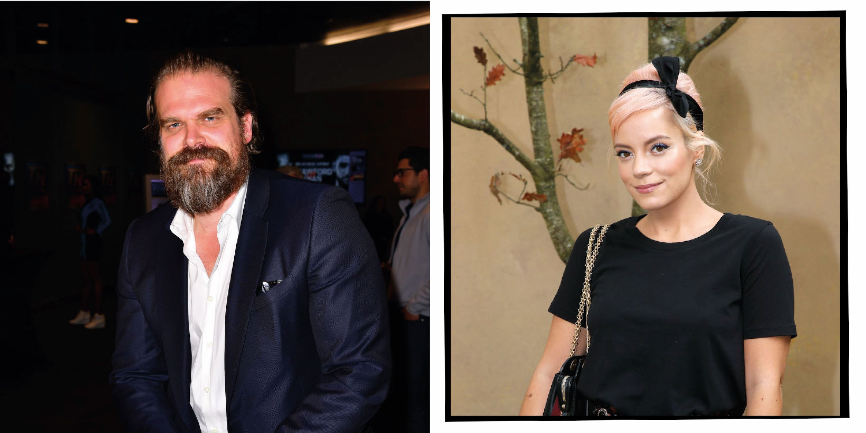 Lilly Allen And David Harbour's Relationship: Singer And Stranger Things Actor Pictured Kissing In NYC