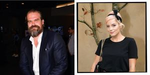 Lily Allen David Harbour relationship