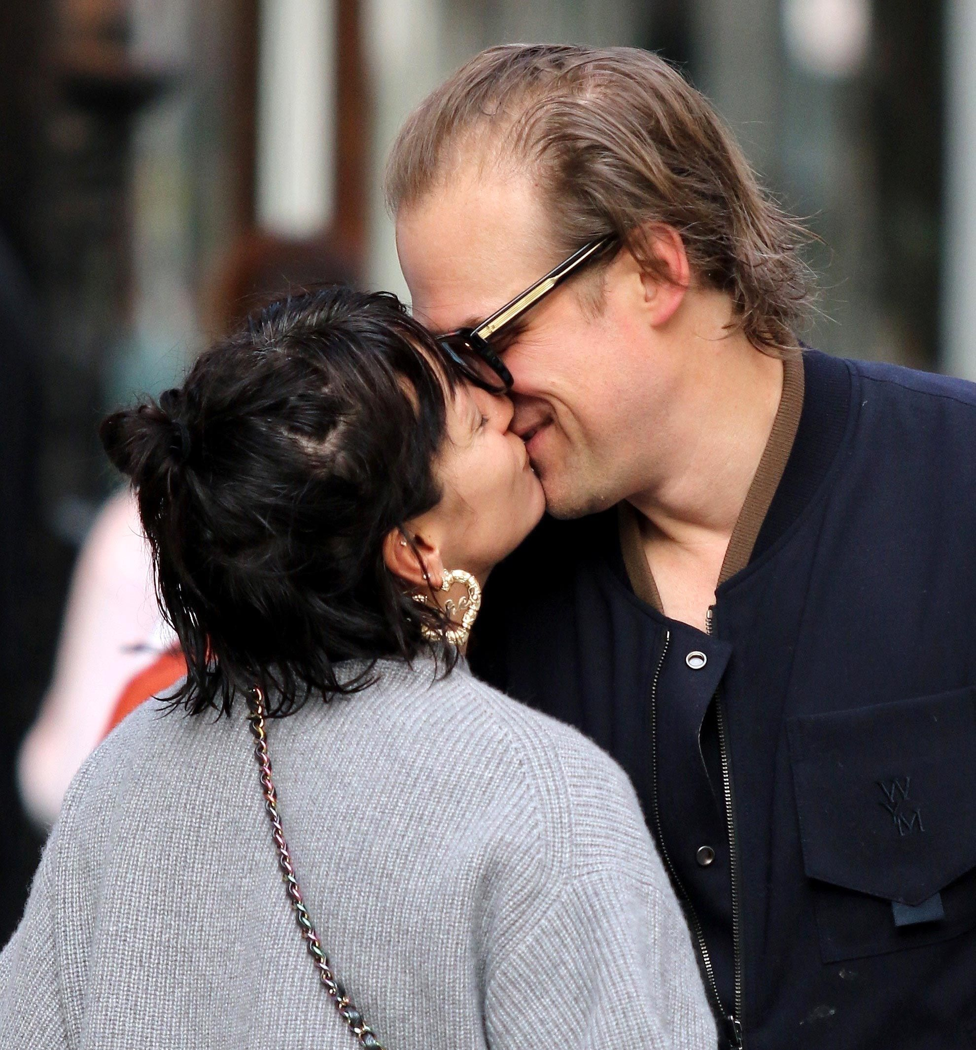 Stranger Things' David Harbour confirms Lily Allen romance with kissing photos