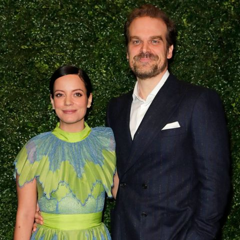 lily allen and david harbour are married