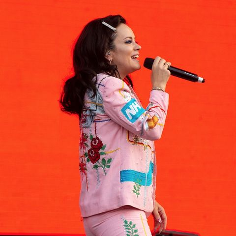 """Lily Allen reveals 'regret' over """"unkind"""" behaviour in confessional new song at Governors Ball 2019"""