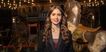 Lily Collins Says Her 'Emily in Paris' Character Actually Isn't 22
