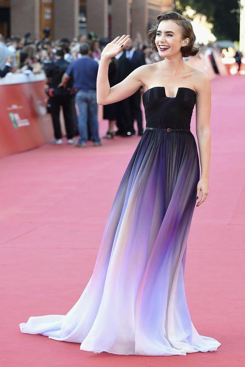 'love, rosie' red carpet   the 9th rome film festival
