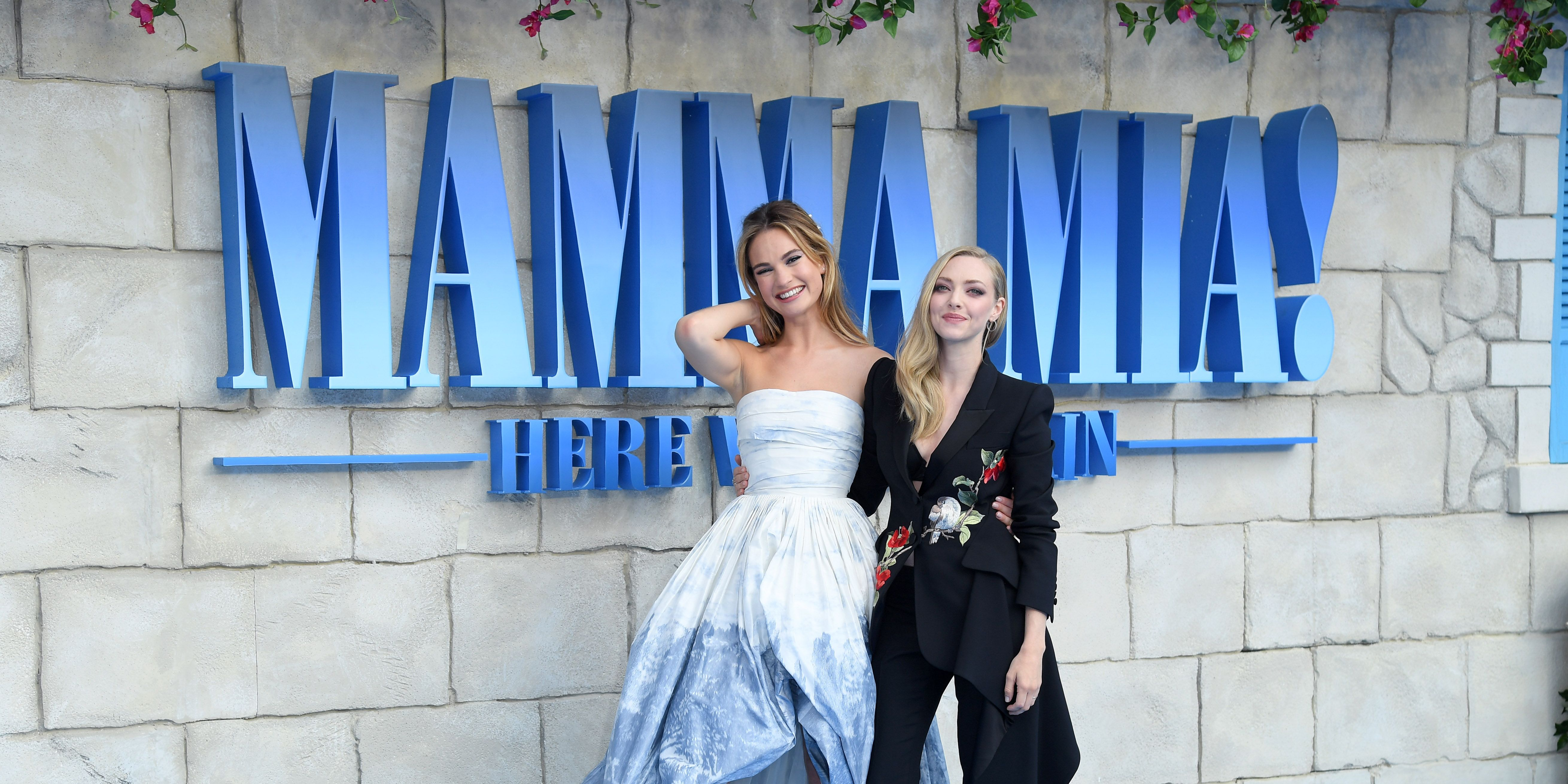 'Mamma Mia! Here We Go Again' - World Premiere - Red Carpet Arrivals