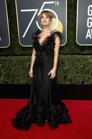 Golden Globes 2018 tutti i vestiti delle star