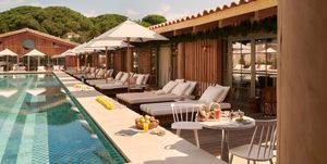 Hotel de lujo en Francia Lily of the Valley en Saint Tropez