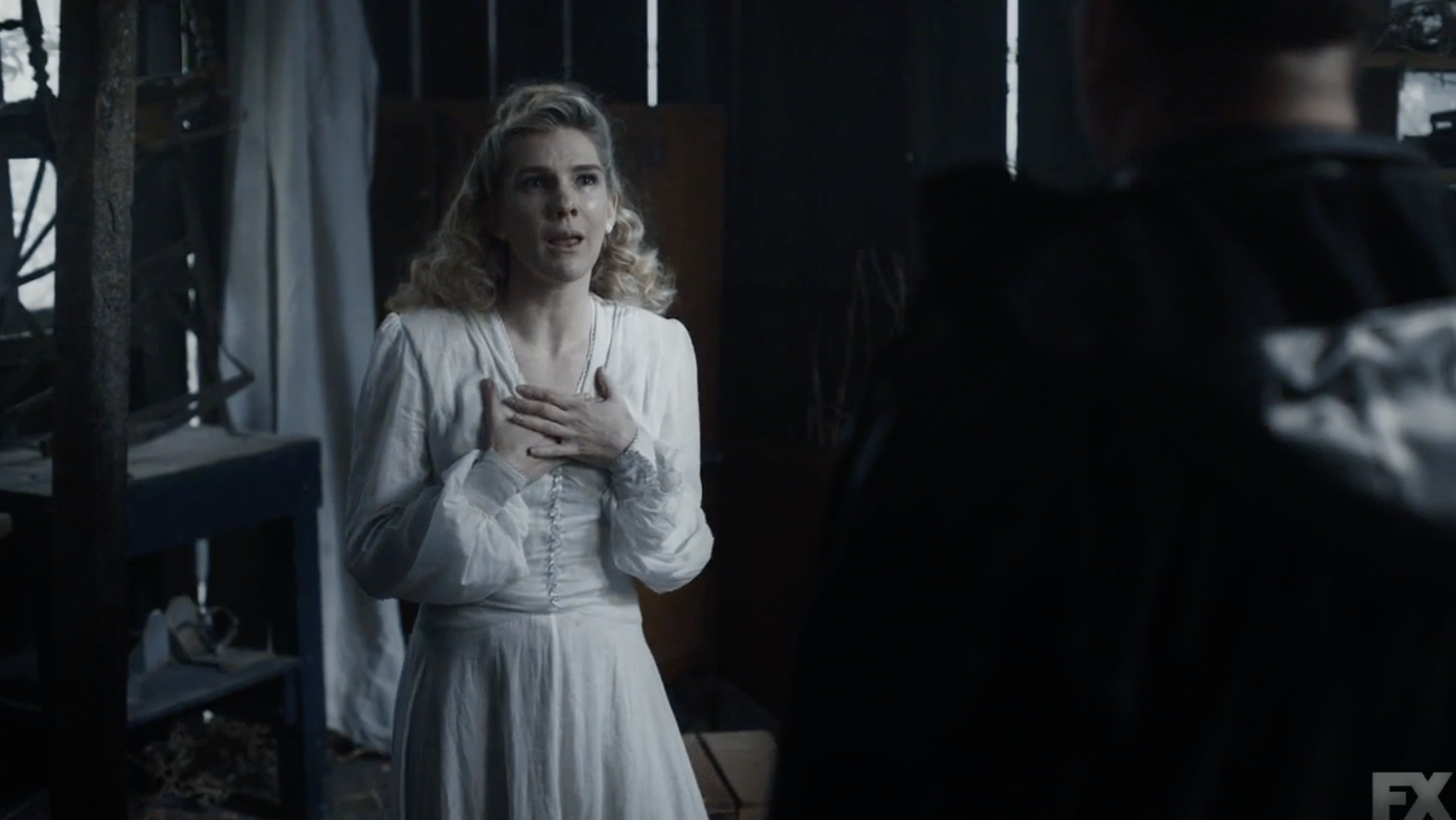 Did You Notice That Lily Rabe's Character on 'AHS' Is Basically the Legend of La Llorona?
