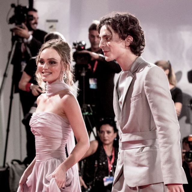 Timothee Chalamet And Lily Rose Depp Have Reportedly Split
