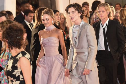"""""""the king"""" red carpet   the 76th venice film festival"""