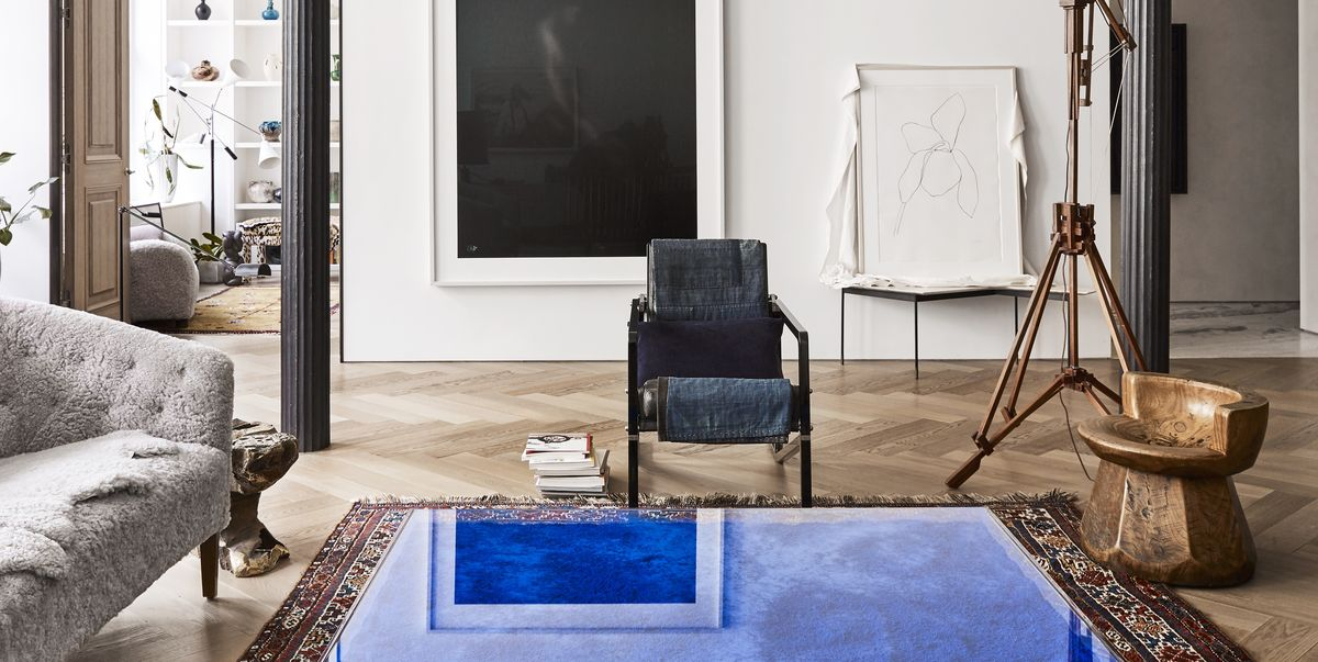 Fashion designer Phillip Lim's New York loft is a contemporary sanctuary
