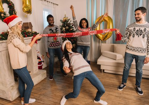 24 Best Christmas Party Games For Adults Christmas Games For Adults