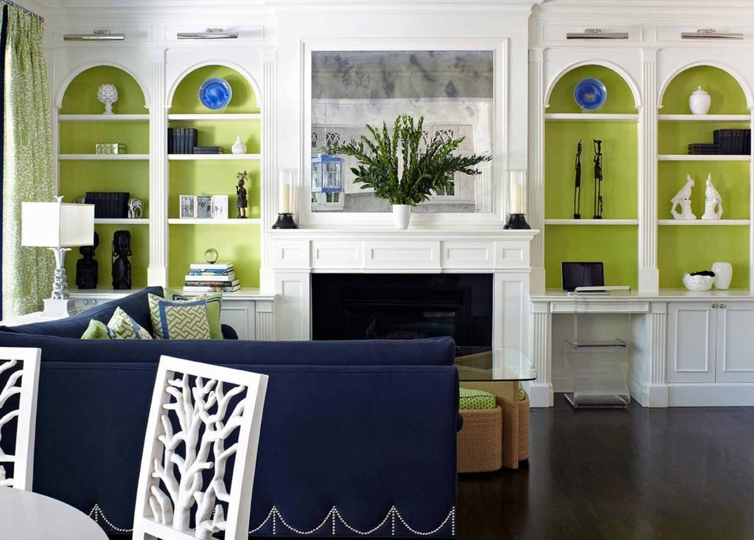 Lime Green Paint Colors To Energize Your Space