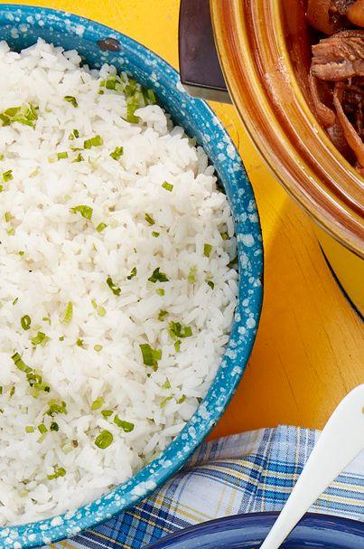 lime rice recipe
