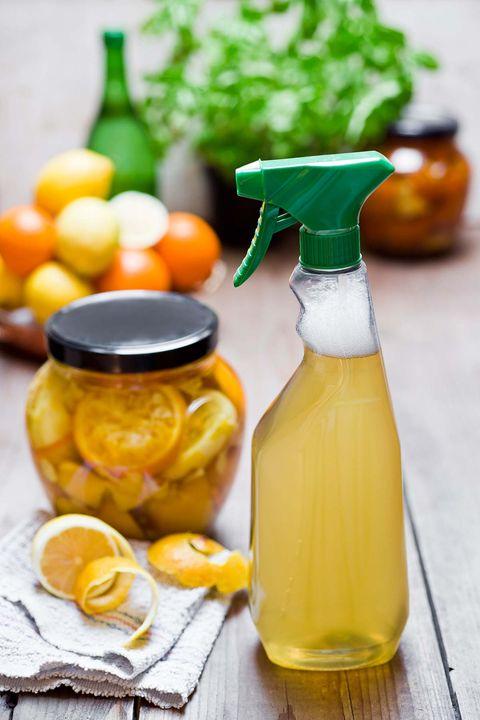 pulverizador limpieza limones