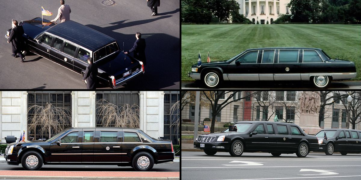 Which Presidential limo is your favorite?