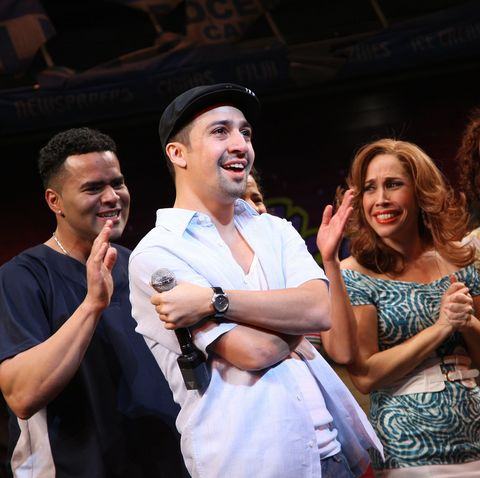 in the heights broadway opening night