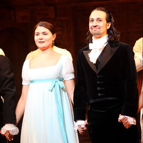 "Lin-Manuel Miranda Makes Final Performance On Broadway's ""Hamilton"""